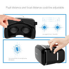 blitzwolf bw vr1 vr glasses virtual reality headset 3d movies
