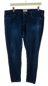 Mudd Skinny Jeans Women Juniors Misses Jeans Mudd Size 15 Restitch