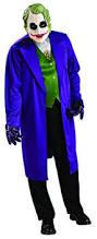 amazon com batman the dark knight joker costume clothing