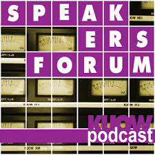 speakers forum kuow news and information