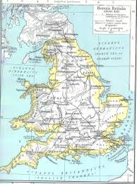 Map Of London England by Medieval Britain General Maps