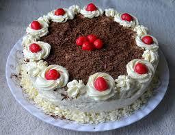 eggless black forest cake u2013 gayathri u0027s cook spot