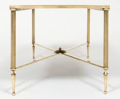 glass brass coffee table coffee tables thippo