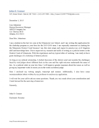 cover letter legal clerk cover letter law clerk cover letter