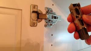 soft close cabinet hinges how to install soft close hinge youtube