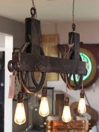 rustic pool table lights double pulley light would be cool over the pool table decorating