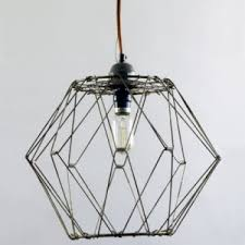 wire pendant light fixtures wire pendant lighting completes industrial style office space blog