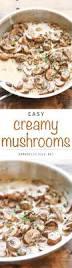 turkey meatballs in creamy mushroom best 25 creamy mushroom sauce ideas on pinterest chicken