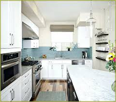 blue kitchen tile backsplash blue subway tile backsplash ideas blue tile kitchen blue tile