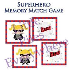 59 preschool theme superheroes images