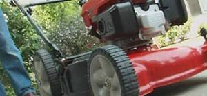 how to tune up a walk behind lawnmower with lowe u0027s tools