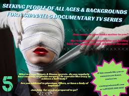 Seeking 1 Channel Uk Channel 5 Docu Series Who Plastic Surgery