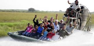 fan boat tours florida everglades tour with transportation everglades air boat rides