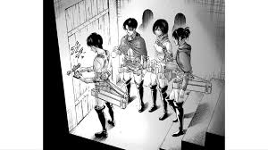 animated manga shingeki no kyojin chapter 85