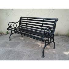Cast Iron Loveseat Garden Benches Manufacturer From Nagpur