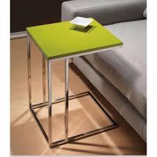 table bout de canap lamina bout de canape vert achat vente bout de canapé lamina
