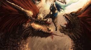 monster hunter world 5k wallpapers images of download wallpapers monster hunter sc
