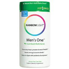 rainbow light men s one multivitamin review rainbow light men s one multivitamin tablets walgreens
