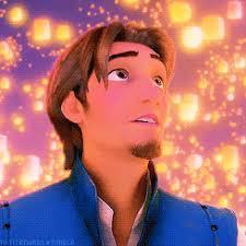 gif love couple lights disney romance rapunzel princess disney gif