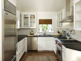 white galley kitchen ideas kitchen white galley kitchen with modern stainless steel