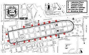 kenosha map kenosha wisconsin streetcar light rail