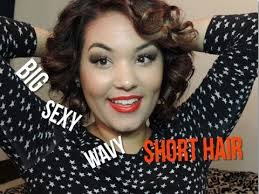 yourube marine corp hair ut big sexy wavy short hair tutorial youtube the salon