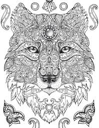 perfect design jungle coloring pages scene page free printable