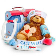kids get well soon pink heart string brighten up your kid s day with fantastic get