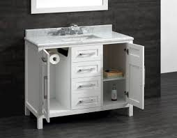 42 Bathroom Vanity With Top by