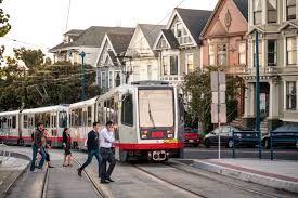 getting around in san francisco