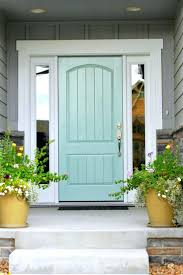 Front Door Colors For Brick House by Front Door Colors For White House With Green Shutters Gray Most
