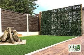 easyhedging instant artificial hedging trellis screening fencing