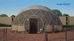 dome tent for sale galaxy tents for sale al baddad youtube
