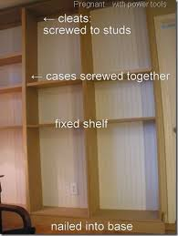 Basement Wood Shelves Plans by 119 Best Shelves U0026 Cabinets Images On Pinterest Storage Ideas