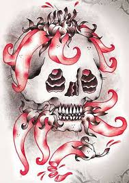 8 best skull tattoos images on skull