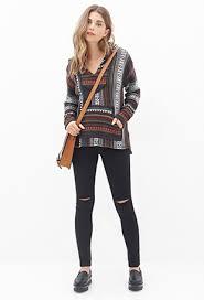 drug rug sweater on the hunt