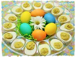deviled eggs platter a classic deviled eggs recipe for those with no time to cook