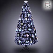 luxury tree fibre optic tree led lights
