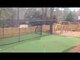 batting cage set up frame and netting 12x12x45 ft best baseball