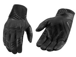 motorcycle gloves icon sanctuary gloves