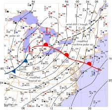Winds Aloft Map Forecast Center May June 2006 Weather Graphics