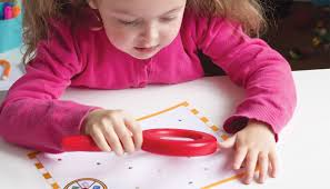 magnifying glass color game for preschoolers life over cs