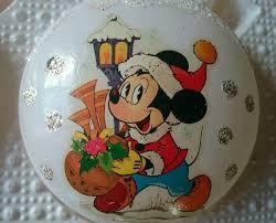 vintage walt disney kurt s adler ornaments glass