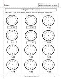 telling time half hour worksheets worksheets
