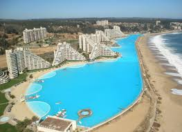Biggest Backyard Pool by World U0027s Largest Swimming Pool Cost 1 5 Billion Industry Tap