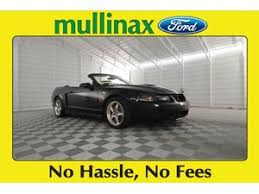 2003 Black Mustang Used Ford Mustang Cobra For Sale