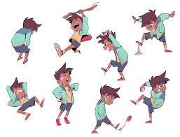 Cartoon Human Anatomy Best 25 Cartoon Boy Ideas On Pinterest Drawing People Cartoon
