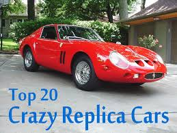 fake ferrari top 20 replica cars