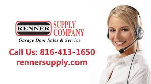 Independence Overhead Door by Garage Door Repairs Kansas City 816 413 1650 Renner Supply