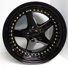 lexus is300 vs honda civic si esr sr04 black wheels 18x8 5 9 5 fit acura tl tsx rsx ilx honda